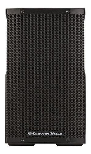 Bocina Cerwin Vega Cve-10 Portátil Negro 100v - 110v/240v