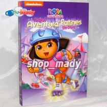 Nickelodeon La Gran Aventura En Patines De Dora Dvd Reg. 1,4