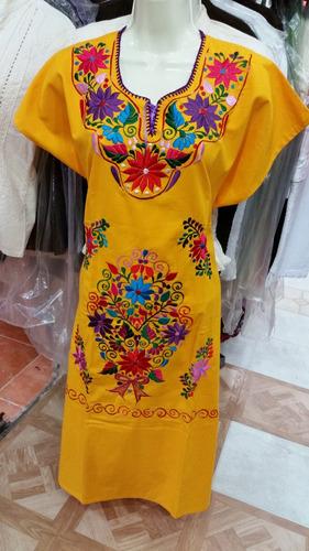 Vestido De Manta Bordado Diseños únicos 499 Blyjf Precio