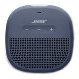 Bocina Bose Soundlink Micro Portátil Inalámbrico Midnight Blue