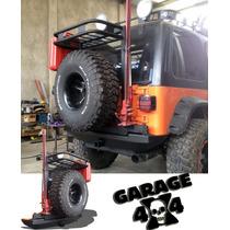 Defensa Trasera (bumper) Jeep Wrangler Cj Yj Tj (1980-2006)