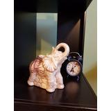 Elefante De Abundancia Hindu Ceramica  Decoracion Recuerdos