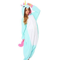 Dayan Nueva Pijamas Anime Disfraz De Animal Adulto Unicornio