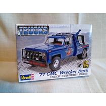Grua Camioneta Gmc 77 Modelismo 1/25 1/24 Revell Armar Nueva