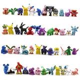 Set De Figuras De Acción Pequeñas De Pokémon 144 Piezas