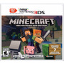 Minecraft New Nintendo 3ds Edition Nuevo