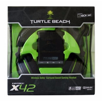 Turtle Beach Ear Force X42 Pc/xbox/juegos Oferta