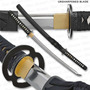 Espada Samurai Musha Acero 1060 Para Iaito Fulltang Sin Filo