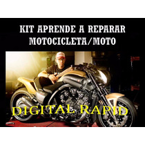 Aprende Mecanica Motos Motores, Frenos, Electrico 31 Ebook
