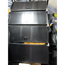Sistema Lineal 4600 Watts Rms Line Array 8 Cajas Acusticas