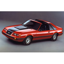 81-88 Ford Mustang Empaques T-tops Nuevos