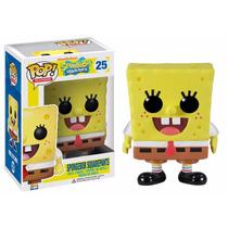 Funko Pop Spongebob Bob Esponja Modelo 25 Pop Television