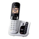 Teléfono Inalámbrico Panasonic Kx-tgc222 Plateado