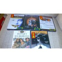 Vendo Lote De 10 Dvds Y Blue Rays -- Solo Df Y Area Metro -