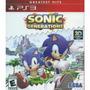 Sonic Generations (nuevo Sellado) - Play Station 3