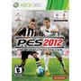 Juego Pes 2012 Para Xbox 360 Usado Blakhelmet C