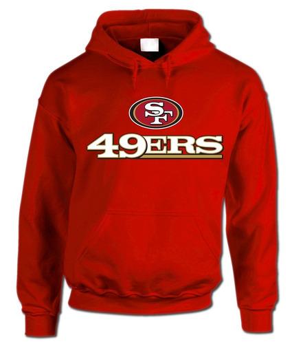 d3a2620e80174 Sudadera Nfl 49ers San Francisco Superbowl