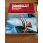 Matemáticas Para Administración Y Economía - Ernest F. Haeus