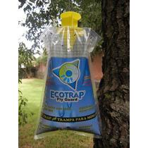 Trampa Para Moscas, Ecotrap Jumbo-industrial 4/piezas