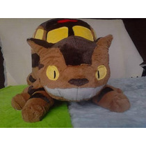 Peluche Tipo: Catbus De Mi Vecino Totoro. Autobus Felino