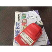 Gameboy Camara Con Instructivo