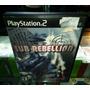 Sub Rebellion Ps2 Juego Raro De Conseguir (hit Games Shop)