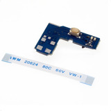 Boton Placa Encendido Flex Ps2 Slim 70001 75001 77001 79001