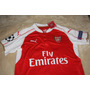 Jersey Alexis Arsenal 2015-16 Premier League Parches