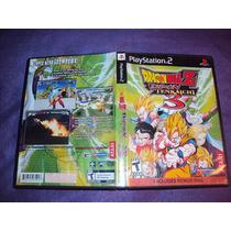 Dragon Ball Z Budokai Tenkaichi 3 Ps2 Mas Disco Bonus