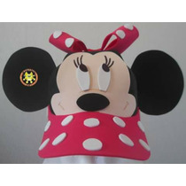 Gorra Mickey Mouse Fomi Fomy Orejas Mickey Dulceros Minnie