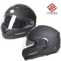 Casco Faseed Cerrado Con Gafas Certf Ece Motociclismo
