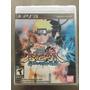 Naruto Shippuden Ultímate Ninja Storm Generations Ps3 Nuevo