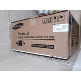 Pedestal Para Lavasecadora 20kg Samsung Nuevo Blanco $1500
