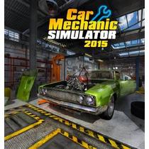 Mecánico De Coches Simulador 2015 [descargar]