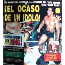 Revista De Lucha Libre,titanes Del Ring.unica En El Mercado!