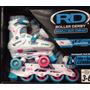 Patines 2 En 1 Roller Derby Para Niño