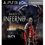 Dante's Inferno  Super Bundle Ps3 Digital