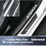 Molduras Estribo Fibra Carbono Bmw Audi Mini Gti Envíogratis