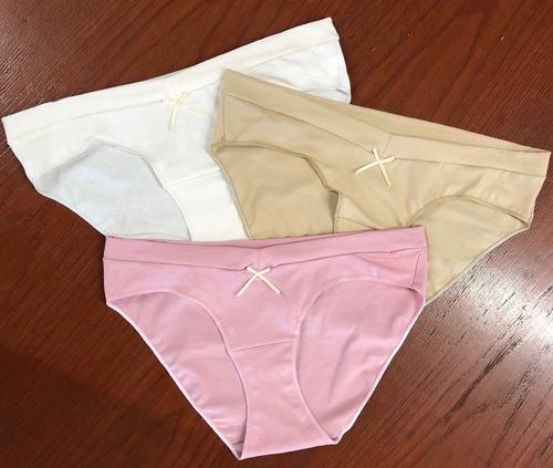 a33c5d493f 31347 Paquete Panties Maternidad Ilusion Embarazo Bikinis en venta ...
