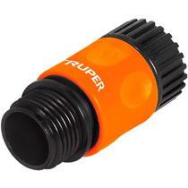 Conector Grifo Sistema Click De Conexion Rapida Truper 12724