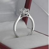 49d07b754ad5 Anillo Compromiso 14k Diamante Natural 0.95ct F Si1 88n