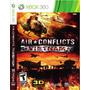 Air Conflicts Vietnam Nuevo Sellado Xbox 360