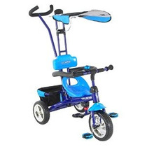 Vilano 3 En 1 Triciclo & Learn To Ride Trike