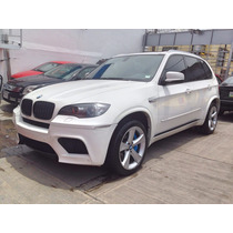 Remato Bmw X5 M V8 Twin Turbo 2011 Unico Dueño 555hp Nueva