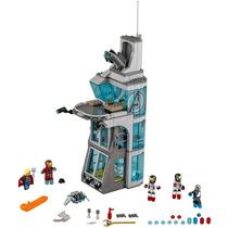 Lego Super Heroes 76038: Ataque A La Torre De Los Vengadores