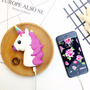 Power Bank Unicornio Bateria Portatil Emoji Samsung Iphone