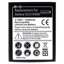 Batería Pila Li Ion Recargable Galaxy S3 I9300 2300 Mah
