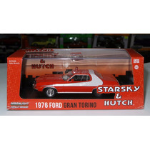 1:43 Ford Gran Torino 1976 Starsky & Hutch Greenlight