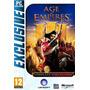 Age Of Empires 3 Colección Completa Original Físico Dvd
