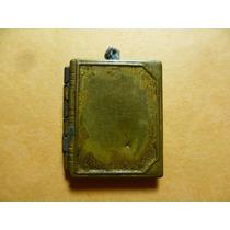 Antigua Medalla Para Poner Fotos En El Interior.